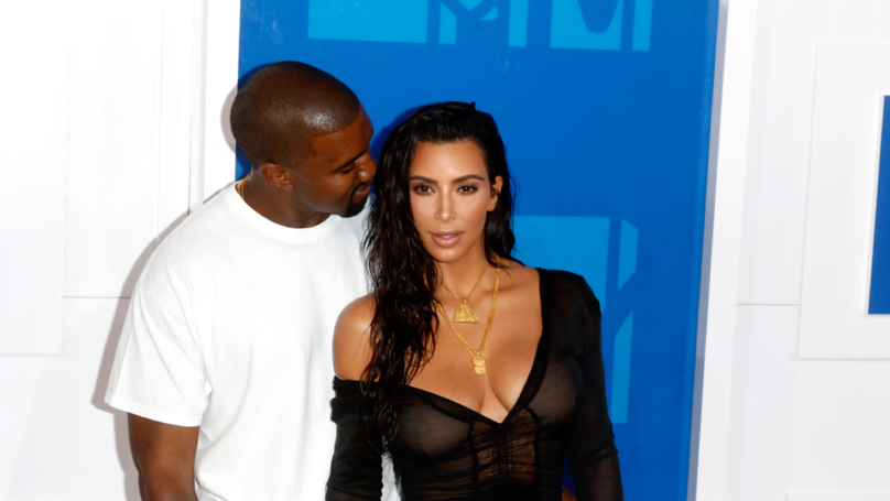 Kim Kardashian Reveals That Kanye Gave Her $1m On Mother's Day