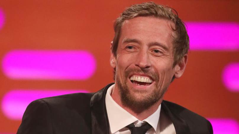 Peter Crouch Reveals Prince Harry Asked Him How He Managed To Bag Abbey Clancy