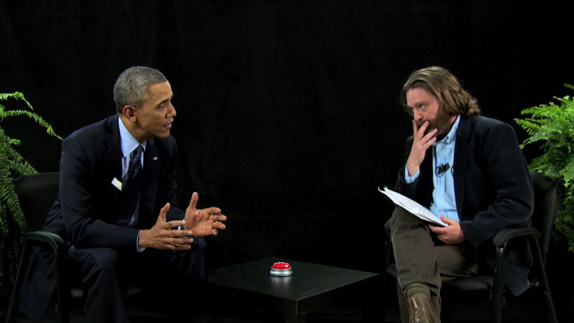 Zach Galifianakis' Between Two Ferns: The Movie Announced
