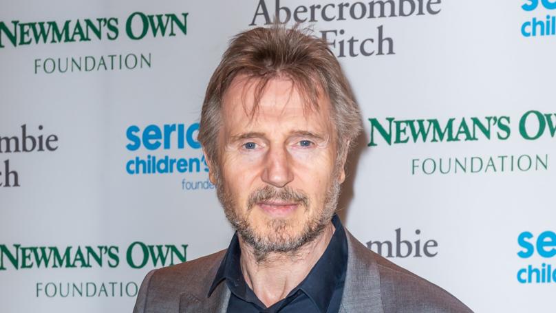Liam Neeson 'In Talks' To Appear In 'Men In Black' Reboot With Chris Hemsworth
