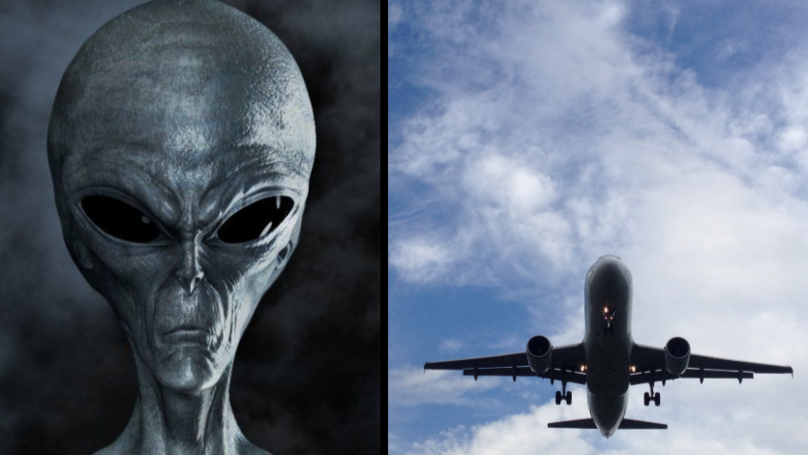 Air Traffic Controller's Bizarre Radio Recording As Pilots Flood In To Report UFO