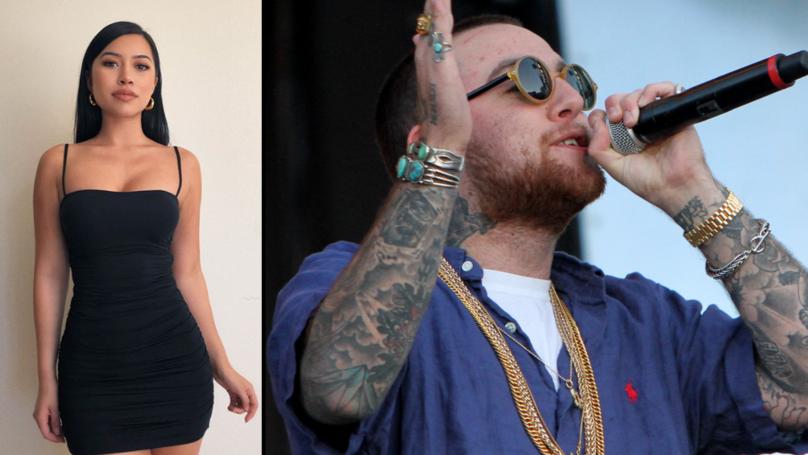Mac Miller's Secret Instagram Model Girlfriend Reveals Their Heartbreaking Text Message Exchange