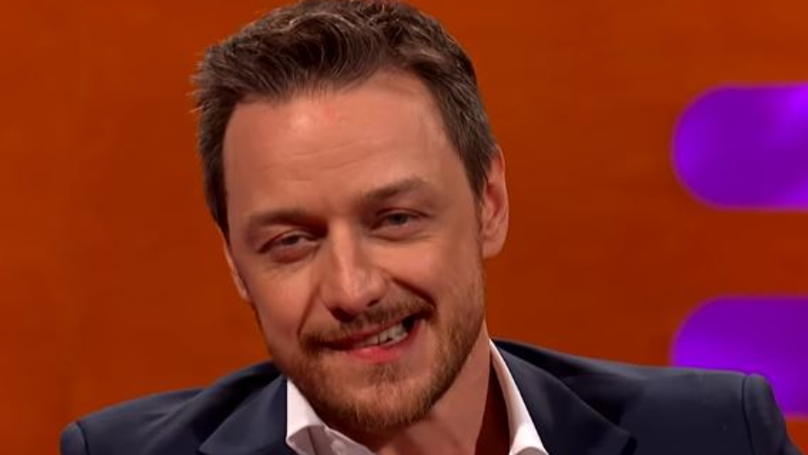 James McAvoy Reveals He Shaved His Balls With His Granddad's Razor