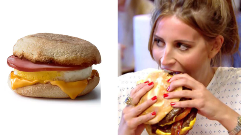 This Genius Hack Allows You To Triple Size Of McDonald's Breakfast Muffin For £2.80