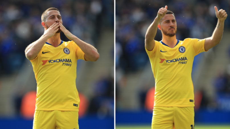 Eden Hazard Reveals When He Told Chelsea He Was Leaving For Real Madrid