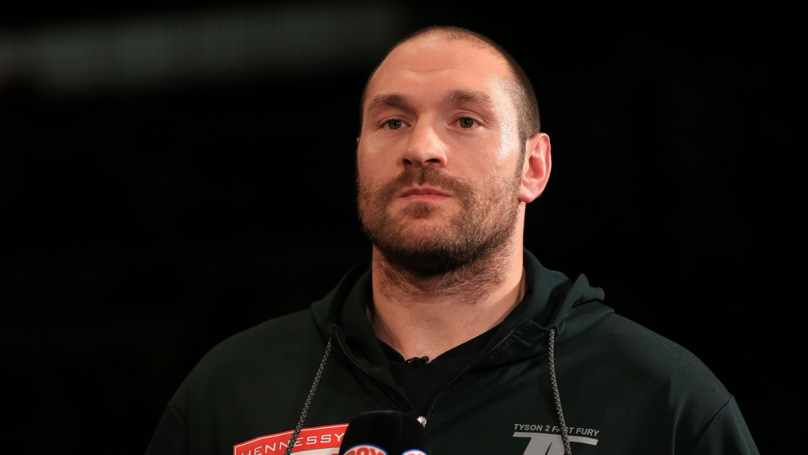 Tyson Fury's Relative Was 'The Most Dangerous Unarmed Man In World'