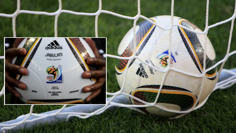 Jabulani (2010) Voted The Greatest World Cup Ball Of All Time