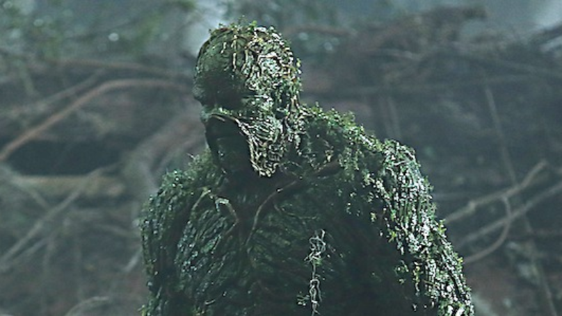 DC Comics' Swamp Thing Rated 94% On Rotten Tomatoes