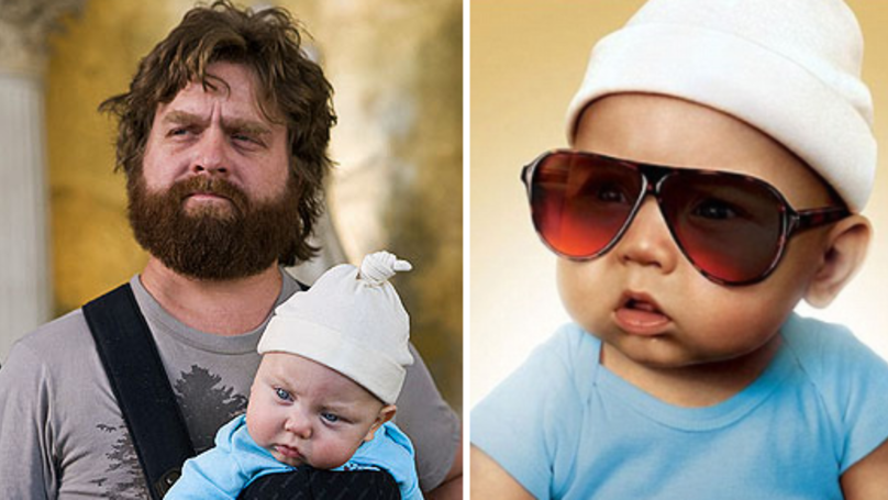 Not At The Table, Carlos - The Baby From 'The Hangover' Is All Grown Up