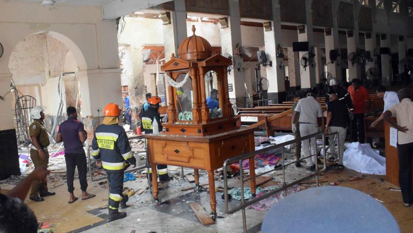 Two Australians Among The 290 Dead From Sri Lanka Bombings