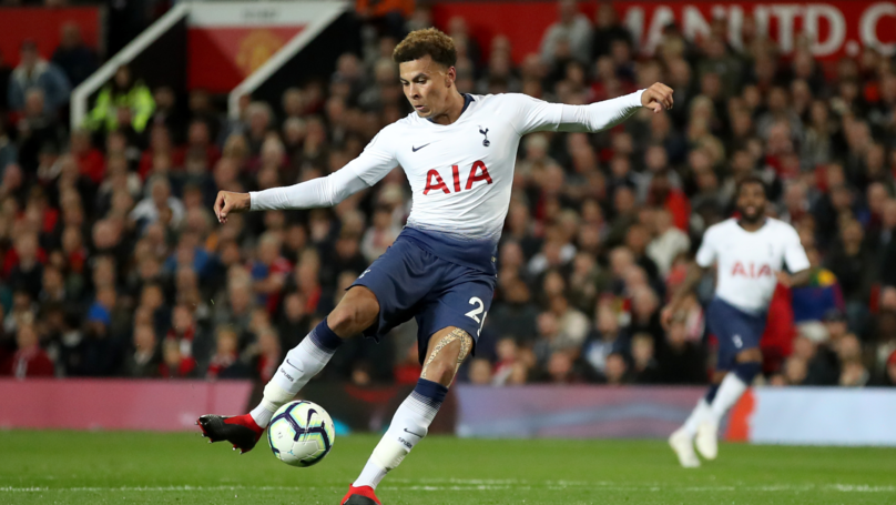 Dele Alli Talks Goal Celebrations, Social Media, And Coping With Pressure