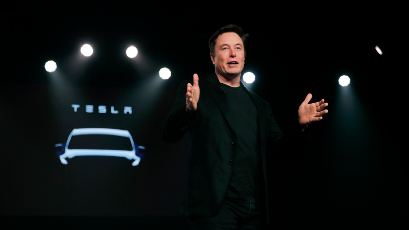 Elon Musk Responds After Couple Film Themselves Having Sex In Tesla