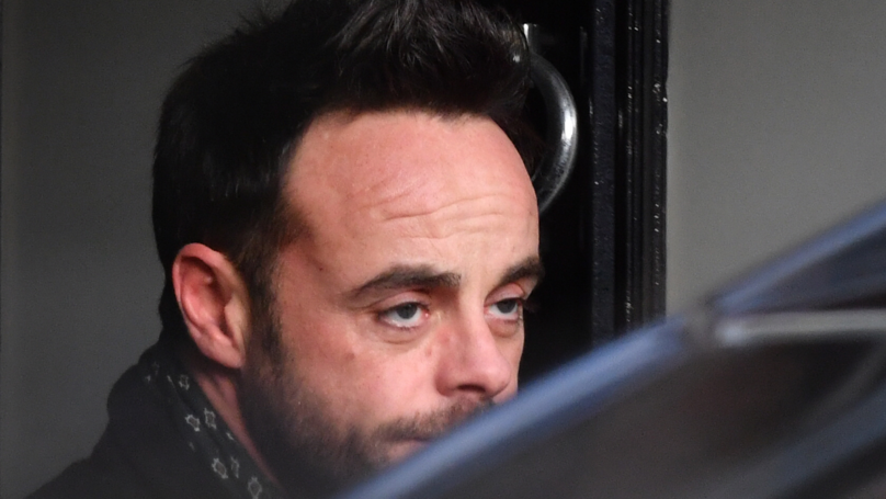 Ant McPartlin Has Reportedly Left Rehab After Drink Driving Incident