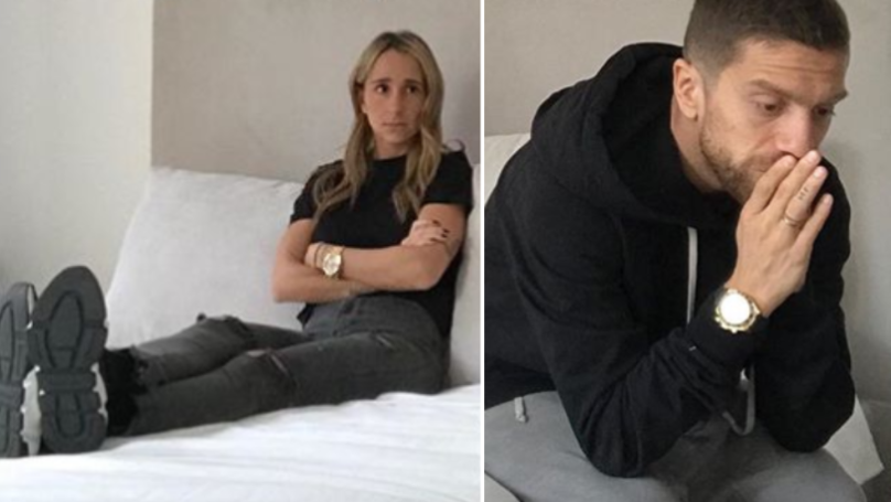 Atalanta's Alejandro Gómez Wins Valentines Day With Internet Meme Featuring His Wife