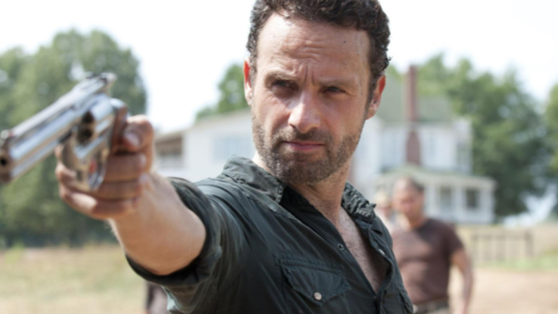 The Walking Dead Confirms Andrew Lincoln's Final Episode As Rick Grimes