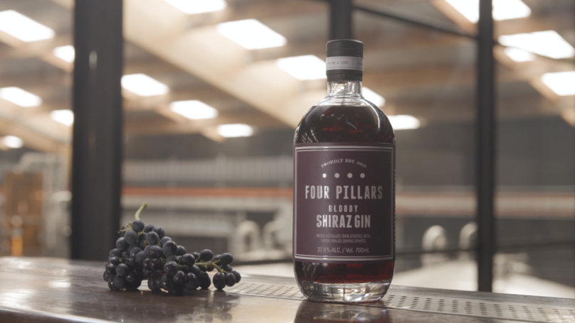 Aussie Distillery Creates A Red Wine Gin