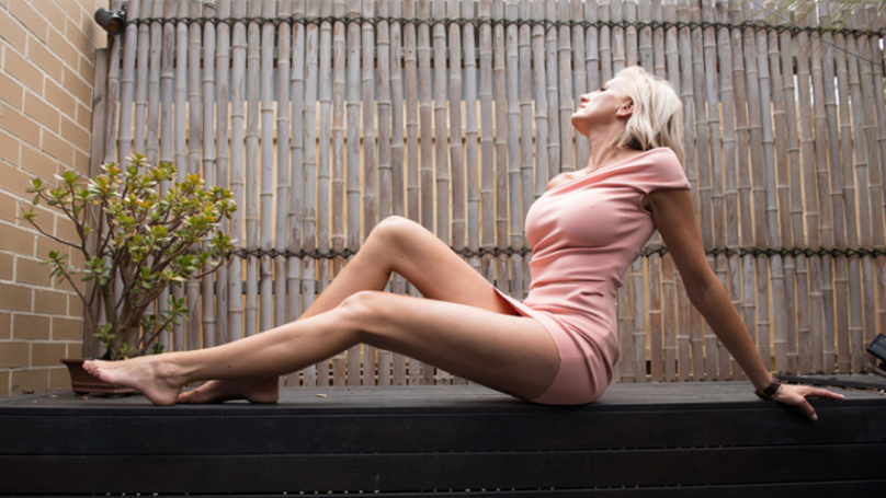 This Woman Thinks She Might Have The Longest Legs In The World