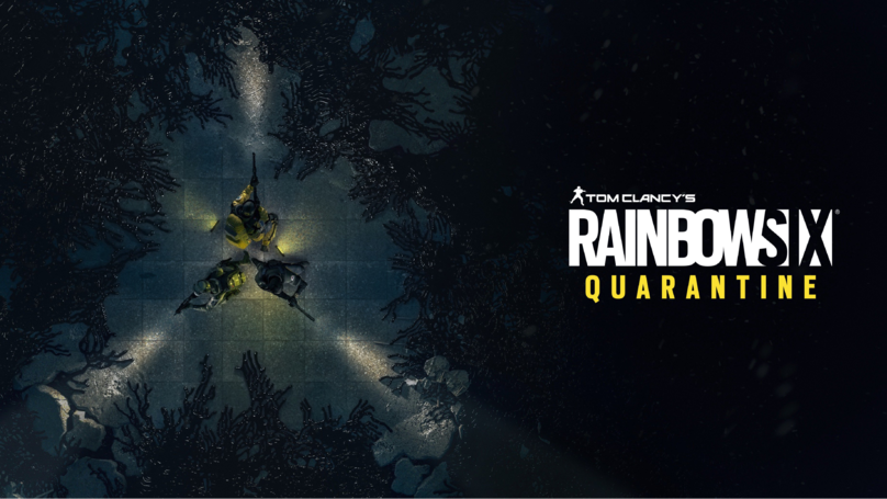 '​Rainbow Six Quarantine' Is A Whole New Co-Op Spinoff