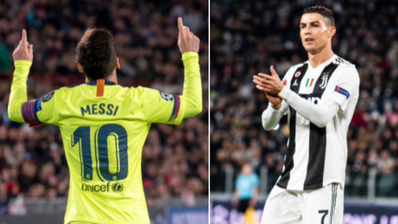 Lionel Messi Surpasses Cristiano Ronaldo As The Player With The Most Champions League Goals For One Club