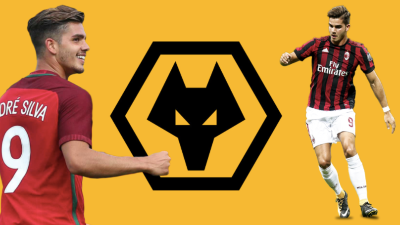 Championship Side Wolves To Make Audacious Move For AC Milan Striker Andre Silva