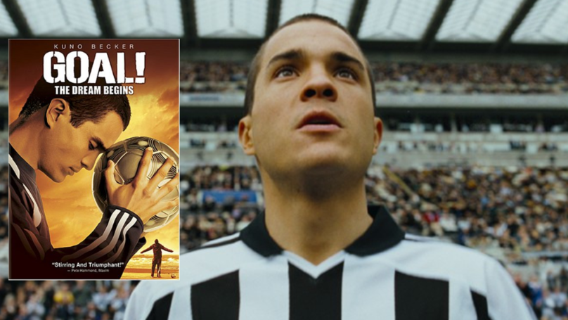 'GOAL' Voted The Greatest Football Film Of All Time