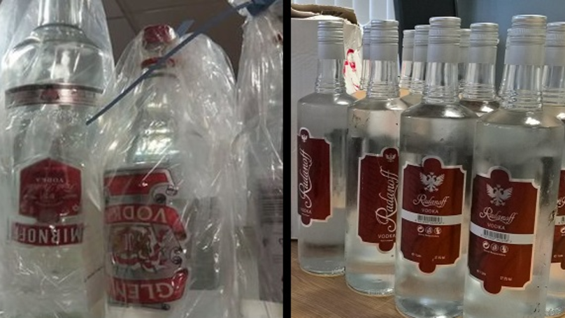 Fake Vodka That Can Cause 'Blindness Or Death' Found In Hull