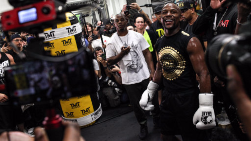 Floyd Mayweather Has Picked His Punch With Latest Insult On McGregor