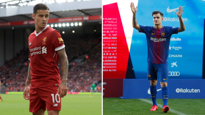 Barcelona Have Agreement Not To Sign Liverpool Players For Another Two Years