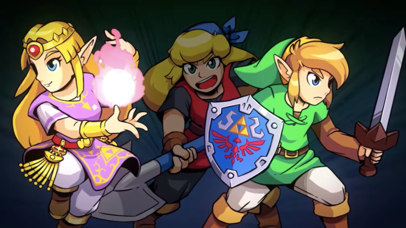It Looks Like A New Legend Of Zelda Game Is Releasing This Week