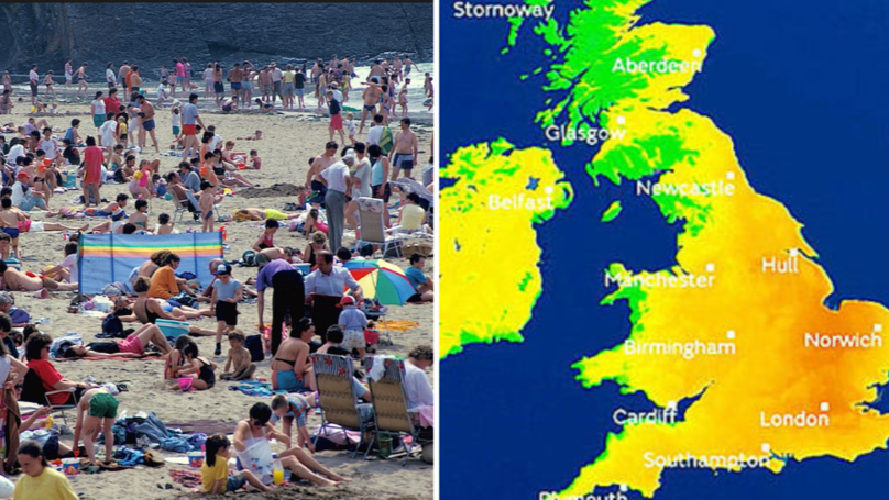 ​Heatwave Is Set To End With Torrential Thunderstorms