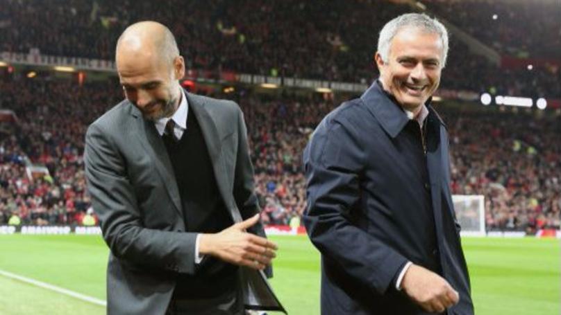 Pep Guardiola To Take On Jose Mourinho For Summer Transfer Target