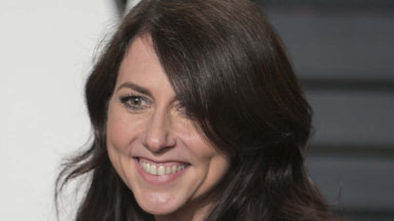 MacKenzie Bezos Will Become The World's Fourth Richest Woman