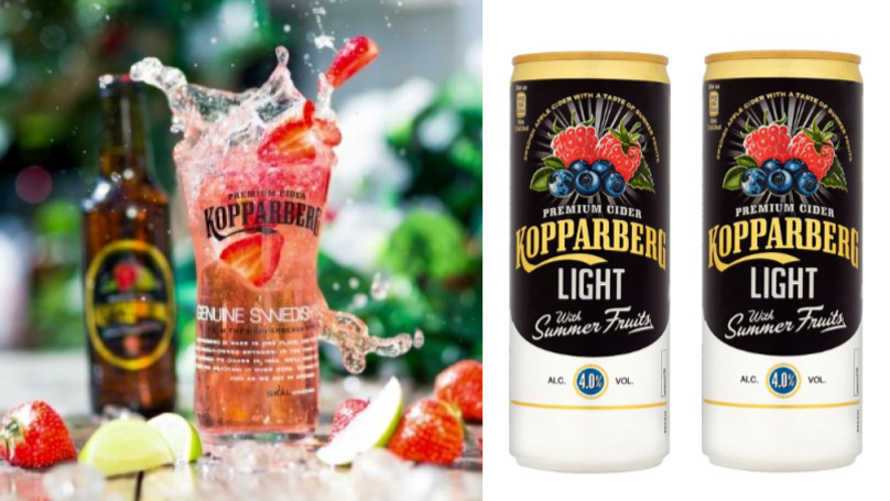 Tesco Is Now Selling Low Calorie Kopparbergs And We Are Here For This