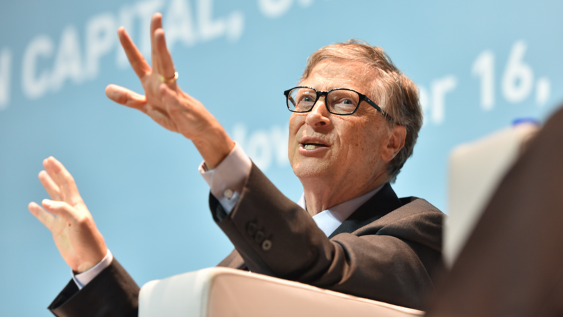 Bill Gates Reveals The Technological Advance He's Looking Forward To In The Next 10 Years