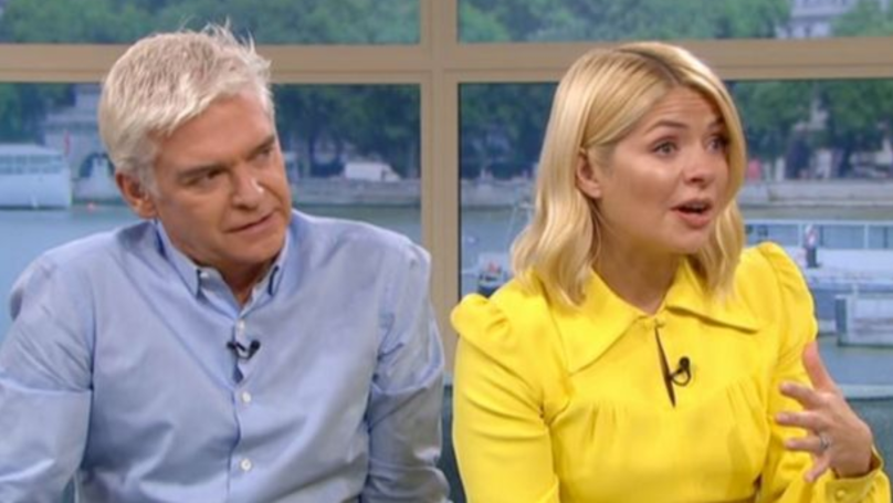Holly Willoughby Breaks Down Into Tears Over Heart-Wrenching This Morning Footage