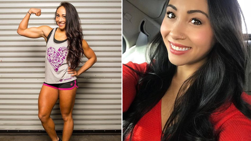 This Female Powerlifter Punched A Man In The Face After He Sexually Assaulted Her