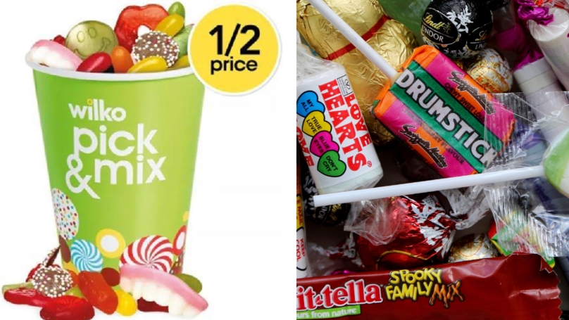 Wilko's Half Price Pick'n'Mix Is Back, So Fill Your Boots