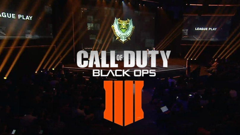 ​'Call Of Duty: Black Ops 4' League Play Starts This Month