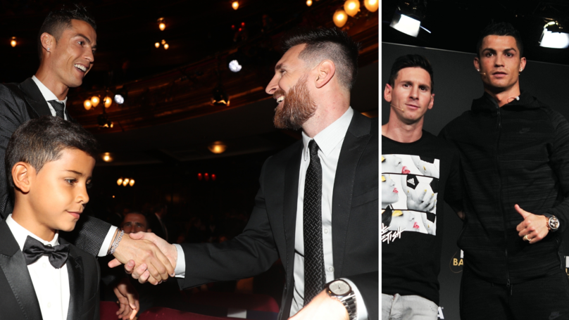 Fan-Made Video Shows The Great Sportsmanship Cristiano Ronaldo, Lionel Messi Share For One Another
