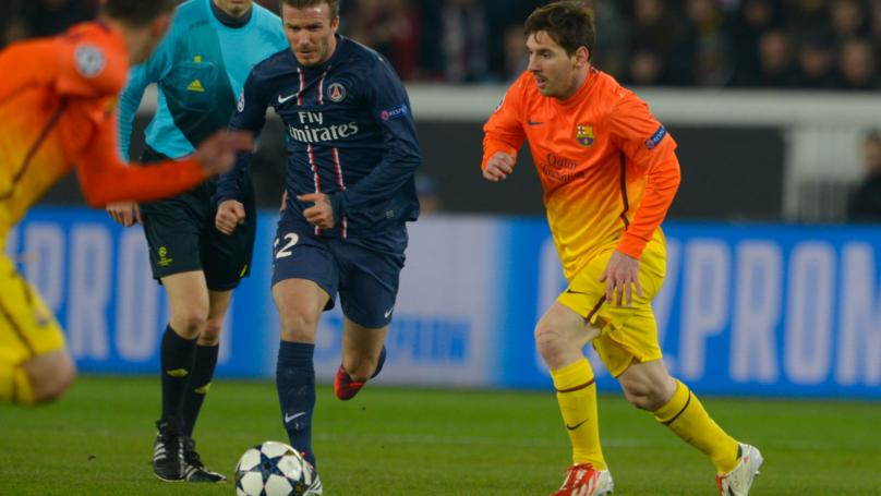 David Beckham To Target Lionel Messi As Inter Miami's Major Signing