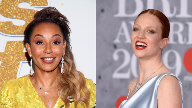 Mel B Denies Secret Romance With Jess Glynne On Spice Girls Tour
