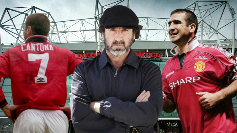 Eric Cantona Emerges As Favourite To Become Manchester United's Director Of Football