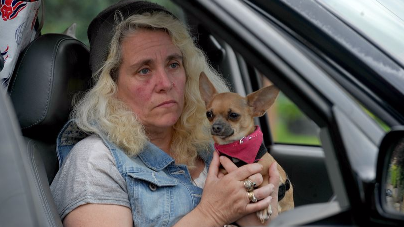 Former NHS Nurse 'Living In Car And Eating Out Of Bins' After Her Disability Benefits Were Cut