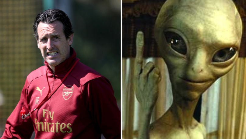Aliens Being Found In 2019 Is 10 Times More Likely Than Arsenal Winning The Premier League