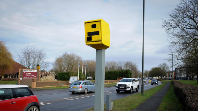 New Speed Cameras Can Detect If You're On Your Phone Or Not Wearing A Seatbelt