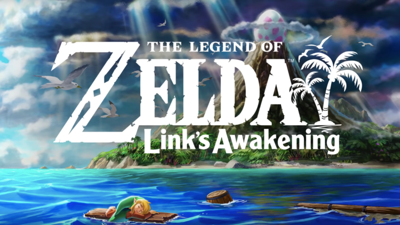 The Weirdest Zelda Game, 'Link's Awakening', Is Getting A Switch Remake
