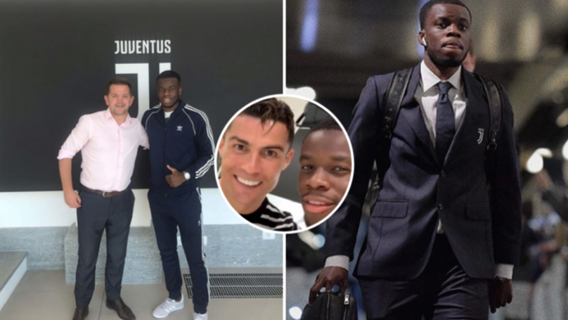 The Other Former Arsenal Player Plying His Trade With Juventus In Italy