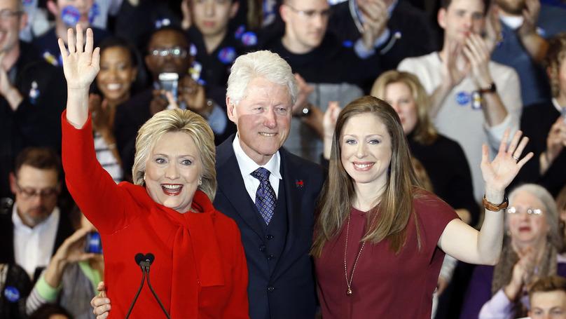 Bill Clinton Rape Accuser Criticises Chelsea Clinton