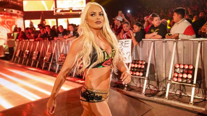 WWE Superstar Mandy Rose Wants Women's Tag Team Championship Match At Wrestlemania