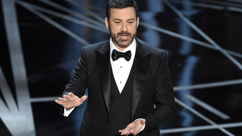 There's Just Been A Massive Fuck Up At The Oscars